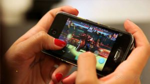 Mobile Gaming Addiction