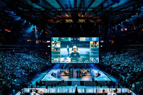 Definitive History of eSports